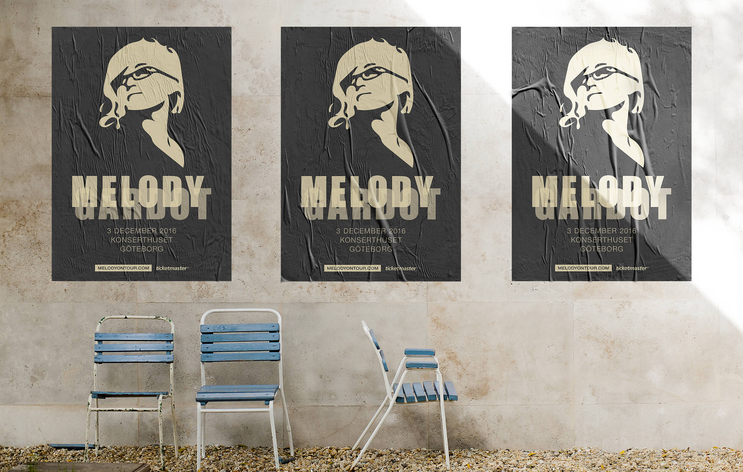Melody Gardot Poster