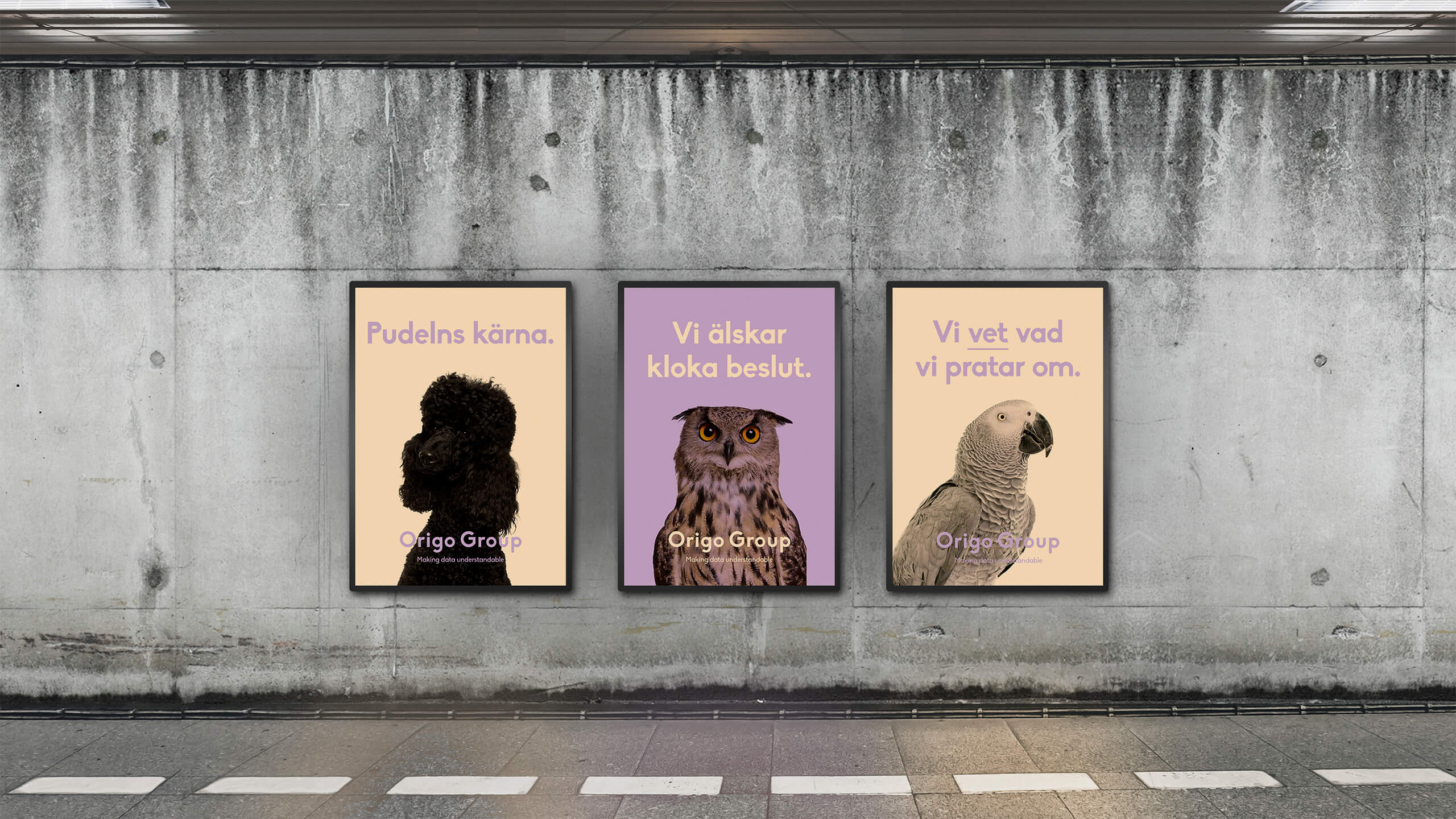 Animal mockup outdoor 3